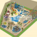ساخت استخر بغداد